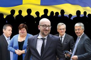 Zweedse coalitie Michel I